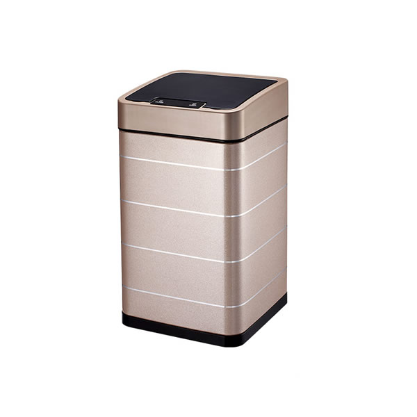 Infrared Garbage Can