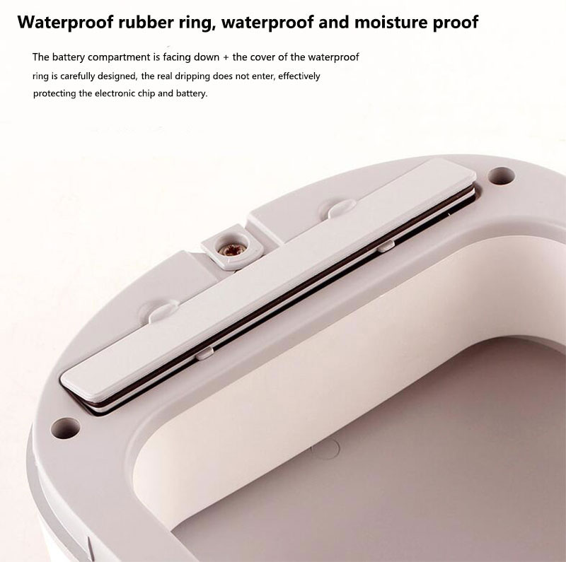 Waterproof rubber ring, waterproof and moisture proof