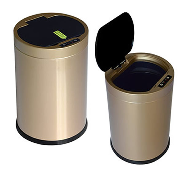 Environment Sensor Waste Bin Kitchen Bathroom